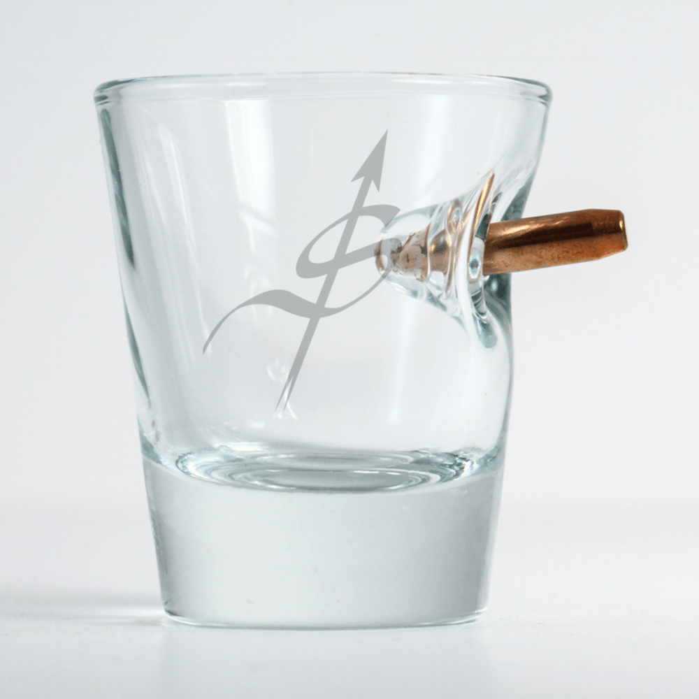Shot Glass offered by the Army Sniper Association