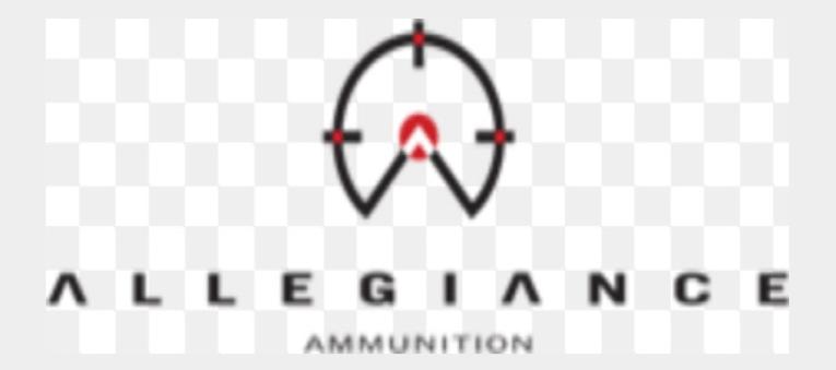 Allegiance Ammunition